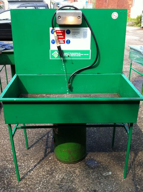 Large Parts Washer (used)